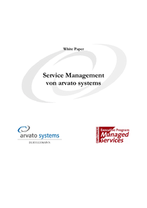 Service Management von arvato systems