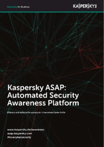 Whitepaper: Kasperksky Automated Security Awareness Platform