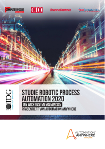 Digitalisierungs-Turbo: Robotic Process Automation